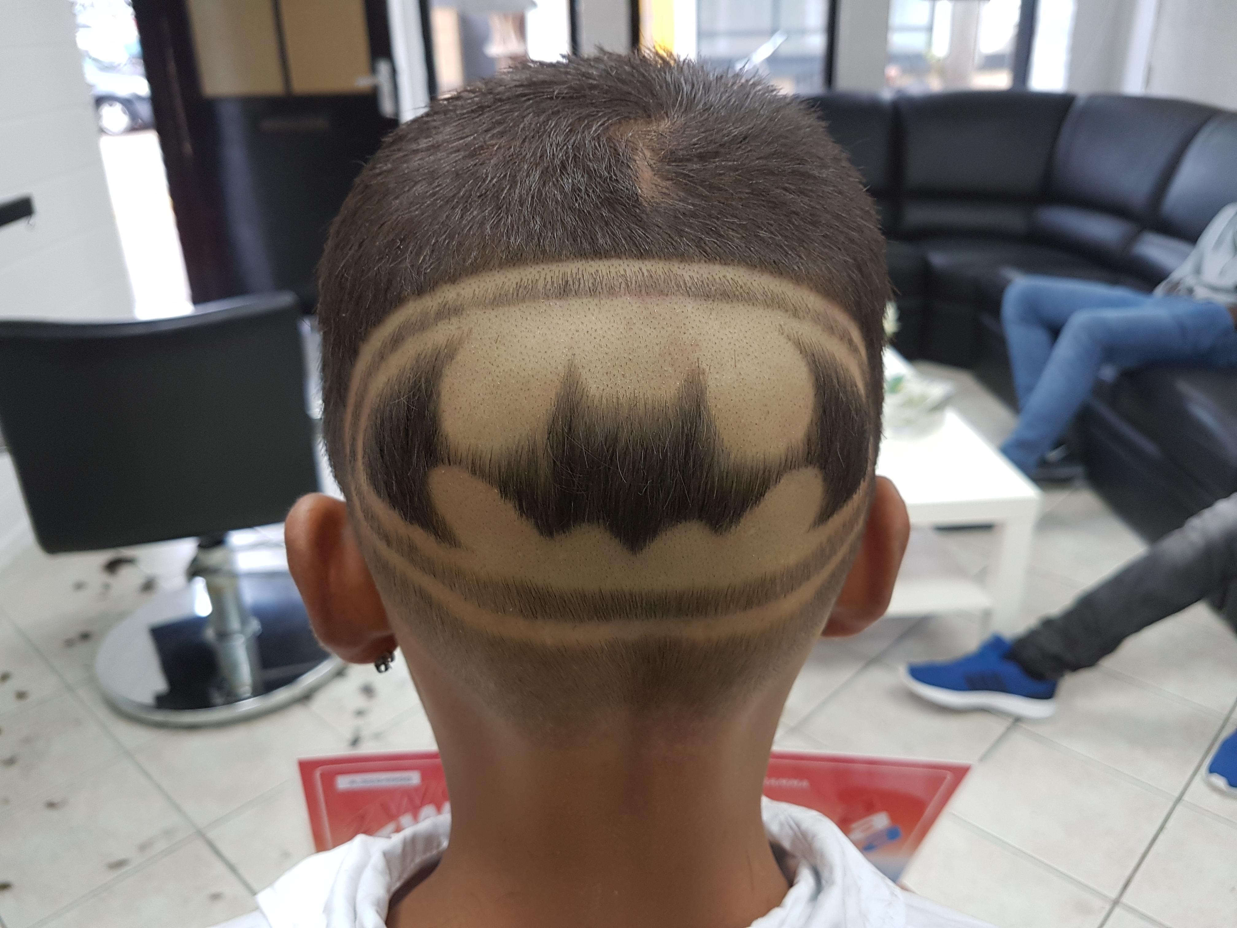 Hair Design - Badman