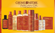 Argan Olie black and white barbershop