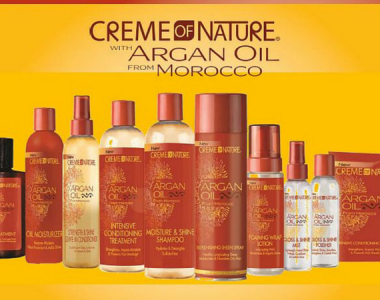 Argan Olie Haarproducten