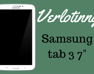Samsung tablet verloting!!!