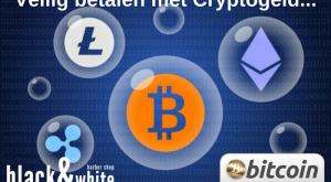Geen vertrouwen in de bank! Wij accepteren Bitcoins.